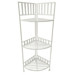 Searfoss 3 Tier Shelf Iron Baker's Rack by Red Barrel Studio
