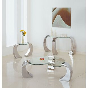 Orren Ellis Bornstein Coffee Table