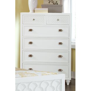 My Home Furnishings Amanda 6 Drawer Chest