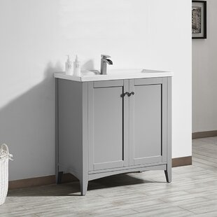 Aguilar 32 Single Bathroom Vanity Set by Mercury Row