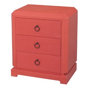 Brantwood 3 Drawer Accent Chest by Bay Isle Home