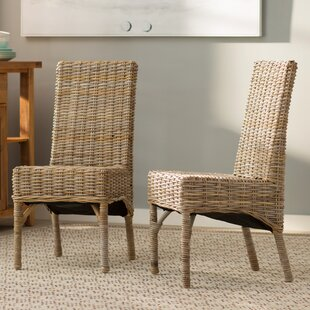 Jonel Schooner Dining Chair (Set of 2) Beachcrest Home