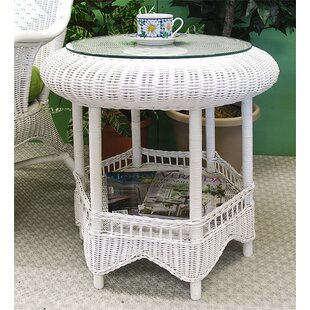 Compare prices Gazebo End Table by Wicker Warehouse