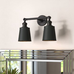 Affordable Carn 2-Light Vanity Light By Brayden Studio