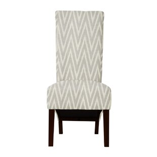 Langley Street Ramon Chevron Parsons Chair (Set of 2)