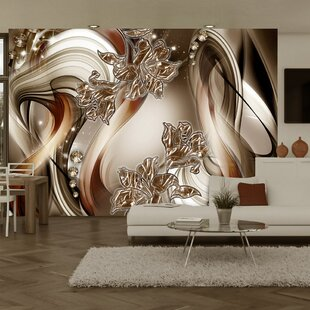 Brown Symphony 2.1m X 300cm Wallpaper