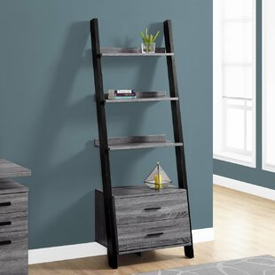 Monterra Ladder Bookcase by Orren Ellis