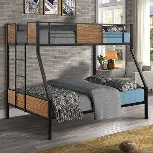 Carlen Bunk Bed by Harriet Bee