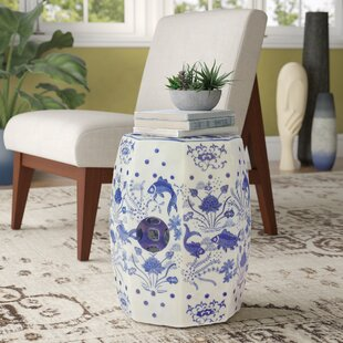 Comparison Downtown Cloud 9 Garden Stool By World Menagerie