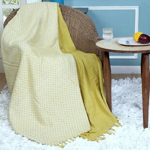 Gardin 2 Piece Cotton Throw Set