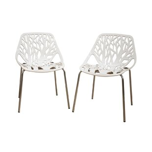 Segars Dining Chair (Set of 2) Ivy Bronx