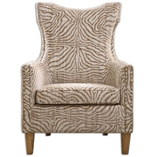 Uttermost Kiango Animal Armchair