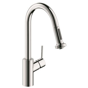 Hansgrohe Talis S Pull Down Single Handle Kitchen Faucet