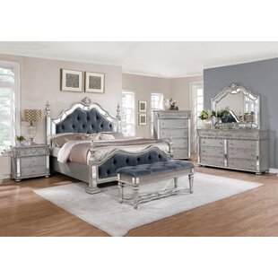 Kenton Panel 5 Piece Bedroom Set by Rosdorf Park