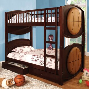 Anthony Twin Bunk Bed with Storage