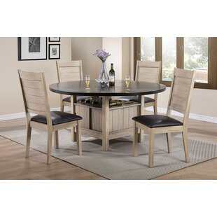 Spicer 5 Piece Dining Set by Loon Peak