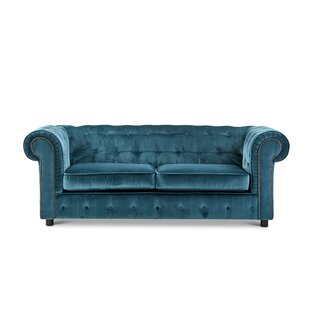 Jeffersonville 3 Seater Chesterfield Sofa By ClassicLiving