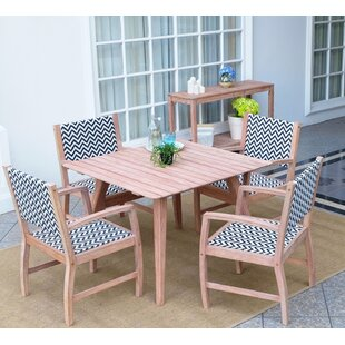 Cambridge Casual Abbey 5 Piece Dining Set