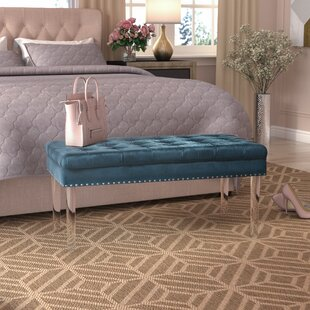 Mercer41 Rowles Upholstered Bench