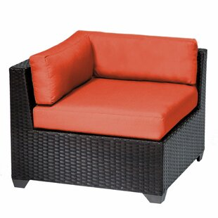 Meier Patio Chair with Cushions (Set of 2)