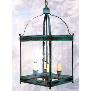Darby Home Co Chearsley 4-Light Foyer Pendant