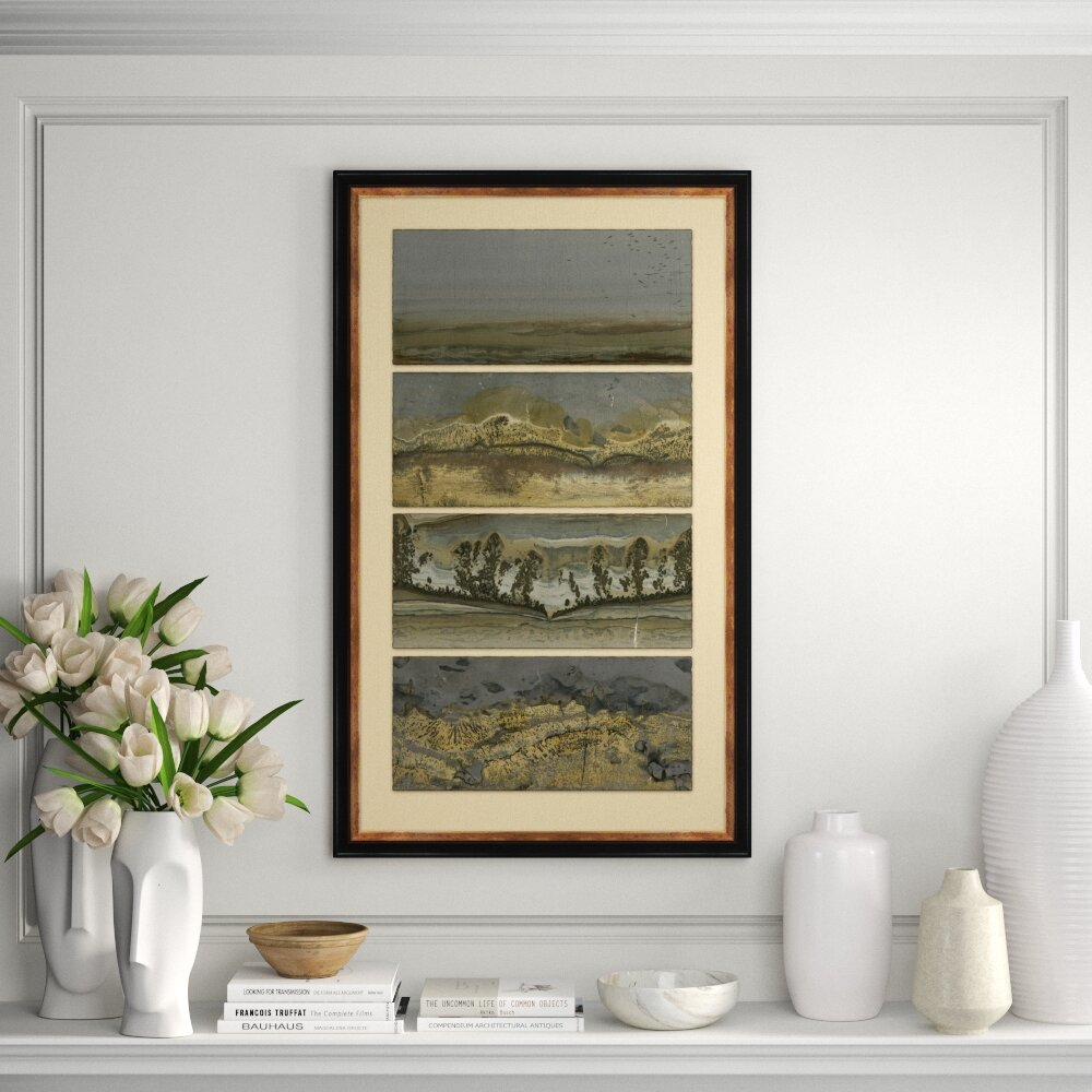 Soicher Marin Dreams Of Stone Picture Frame Print On Paper Perigold