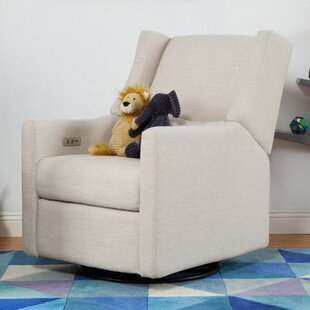 Compare Kiwi Reclining Swivel Glider By babyletto