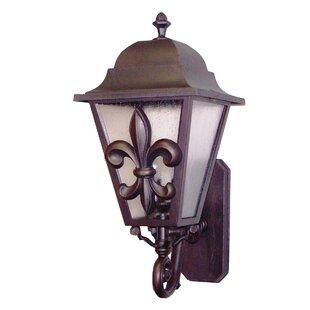 Alcott Hill Penfield 3-Light Outdoor Sconce