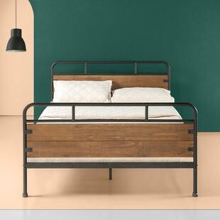 Gracie Oaks Vosburgh Bed Frame