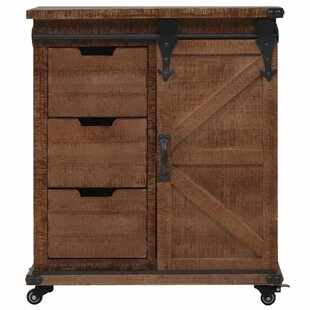 Fennimore 3 Drawer Combi Chest By Borough Wharf
