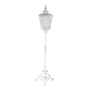 Traditional Metal Lantern by Ophelia & Co.