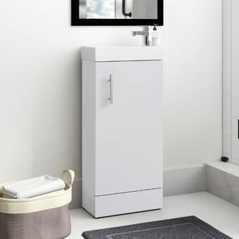 Zipcode Design Dante 505mm Free Standing Vanity Unit Reviews Wayfair Co Uk