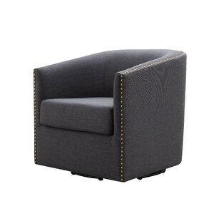Autenberry Swivel Armchair