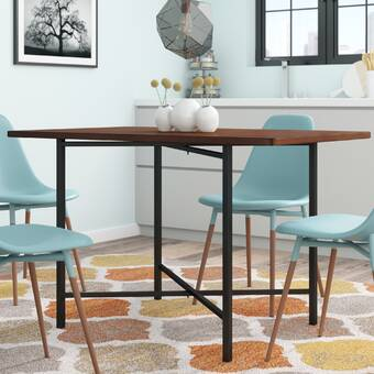 93195706deea Laurel Foundry Modern Farmhouse Madeline Dining Table   Reviews ...