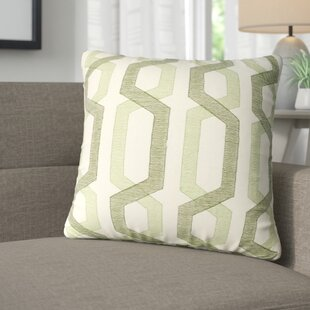 Alphonso Cotton Throw Pillow