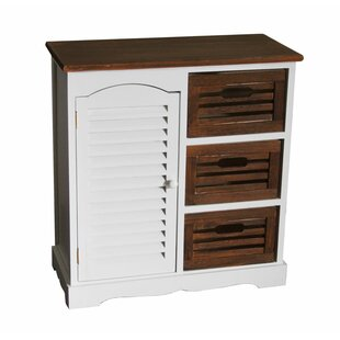 3 Drawer Combi Chest By Brambly Cottage