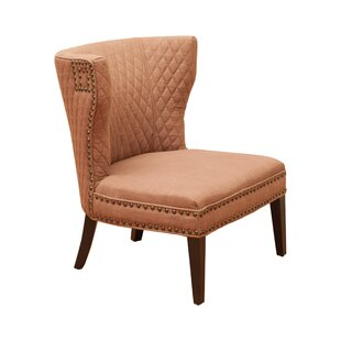 Home Loft Concepts Tessa Quilted Wingback Club Chair