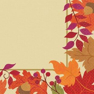 Autumn Festive Fall Dinner 8.5