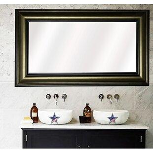 Rosdorf Park Navarro Antique Bathroom/Vanity Mirror