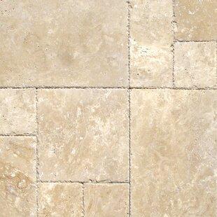 Tuscany Beige Travertine Field Tile In Honed
