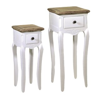 Thorne 2 Pieces Nesting Plant Stand Set By August Grove