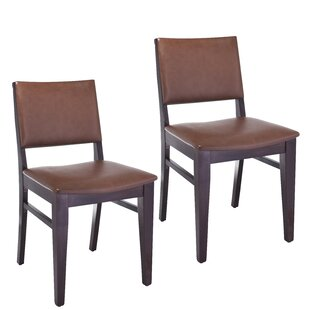 Renegar Solid Wood Dining Chair (Set of 2)