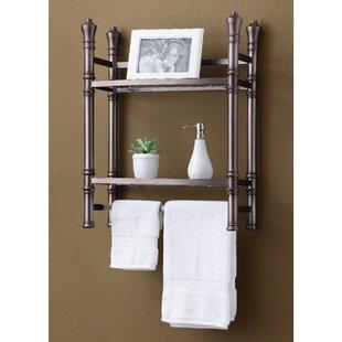 Towel Racks You\'ll Love | Wayfair