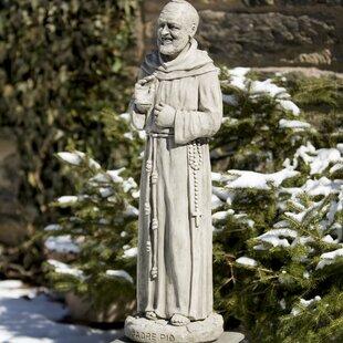 Campania International Padre Pio Statue