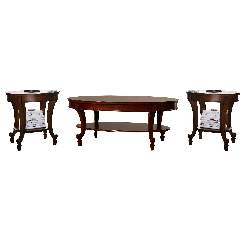 Three Posts Fitchett 3 Piece Coffee Table Set Reviews Wayfair