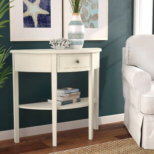 North De Land Console Table by Beachcrest Home