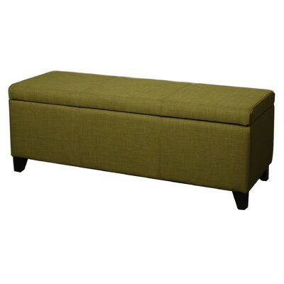 Astonishing Ebern Designs Hager Storage Ottoman Upholstery Apple Green Spiritservingveterans Wood Chair Design Ideas Spiritservingveteransorg