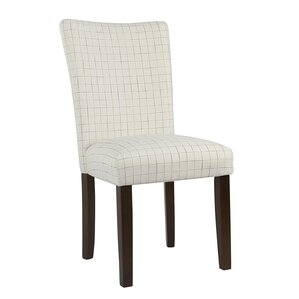 Strongylos Classic Parsons Chair (Set of ..