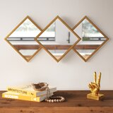 Penn Modern & Contemporary Accent Mirror