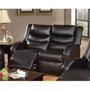 Noah Reclining Loveseat by Infini Furnishings